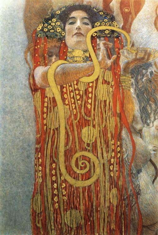 Густав Климт (1862–1918). Изображение № 11.