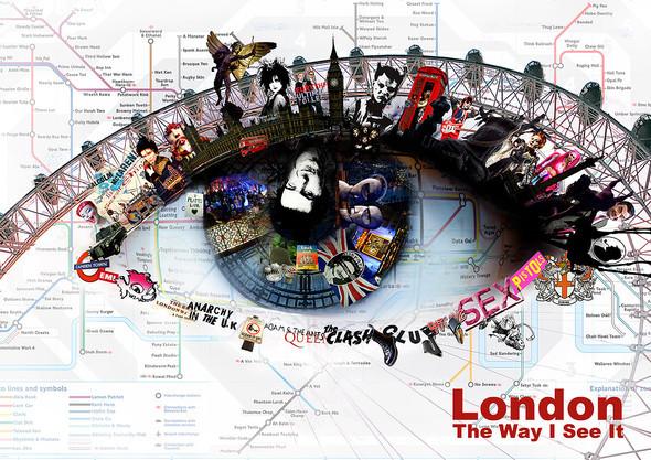 Кто поедет в Лондон? - Назван победитель конкурса!. Изображение № 7.