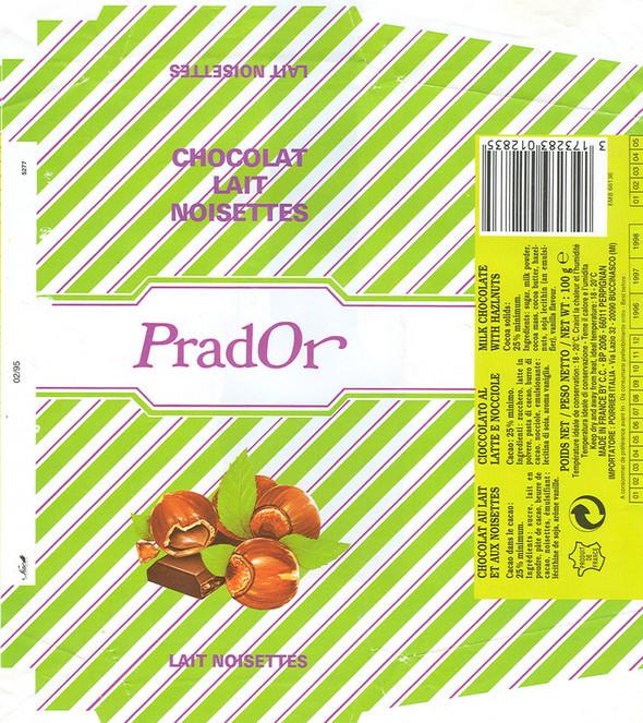 Мояшоколадная коллекция (1992–2009). Часть первая. Изображение № 34.