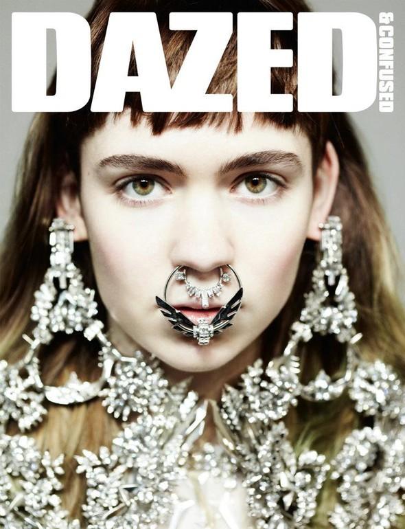 Обложки: Dazed & Confused, Zoo, Vogue и другие. Изображение № 1.