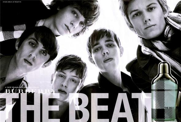 TheBeat – теперь pour homme. Изображение № 2.