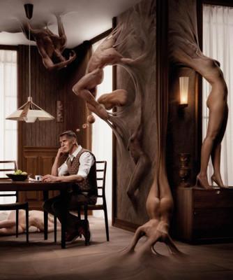Дизайн-дайджест: Календарь Lavazza, проект Ранкина и Херста и выставка фотографа Louis Vuitton. Изображение № 37.