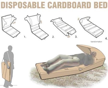 15 необычных кроватей дляобычного сна. Изображение № 4.