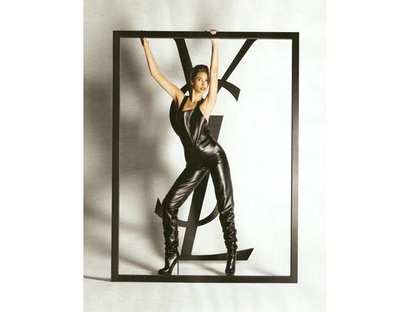 Рекламная кампания Yves Saint Laurent FW 2009 . Изображение № 47.