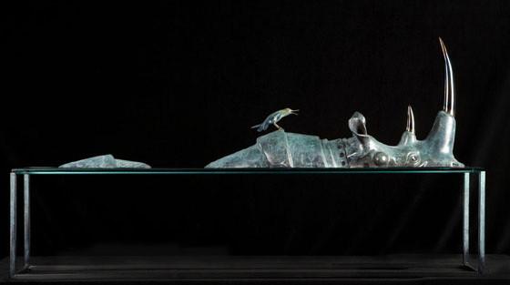 Pierre Matter. Скульптурная биомеханика. Изображение № 6.