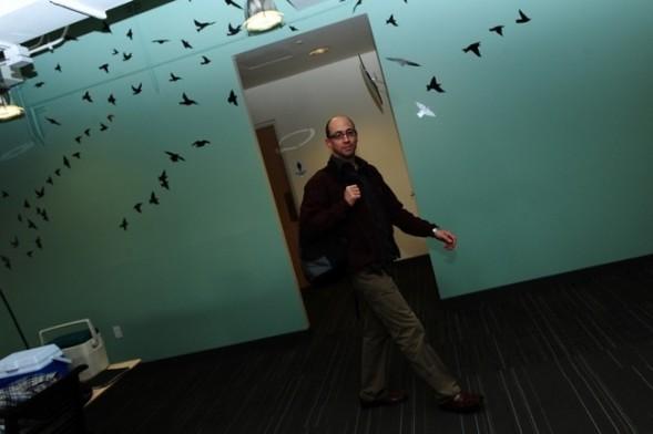 Офис Twitter вСан-Франциско. Изображение № 9.
