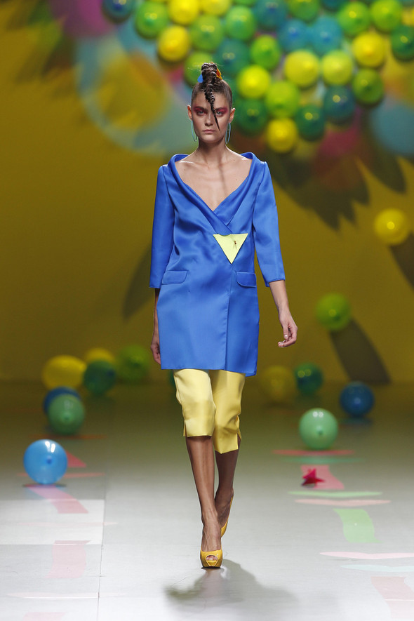 Madrid Fashion Week SS 2012: Agatha Ruiz de la Prada. Изображение № 28.