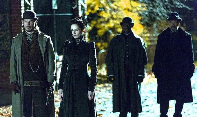 Ева Грин и ожившие монстры появятся в сериале Penny Dreadful. Изображение № 5.