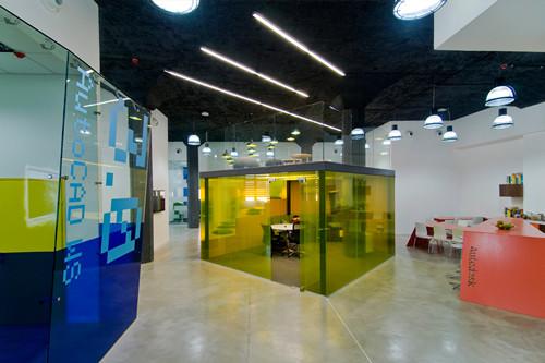 Изображение 46. 23 офиса, работать в которых - одно удовольствие.. Изображение № 20.