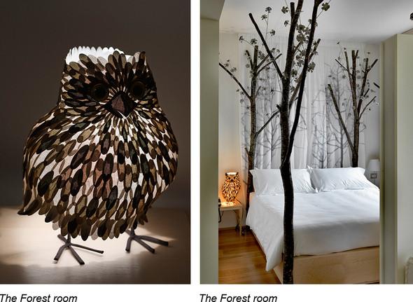 Изображение 38. Design Hotels: MAISON MOSCHINO, Милан.. Изображение № 38.