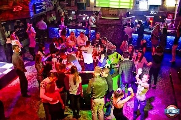 Выходные в ночном клубе London!. Изображение № 10.