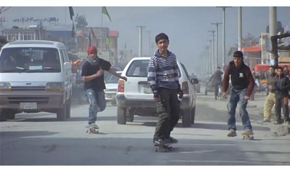 Кадр из видео «Скейтистан: жизнь и скейтбординг в Кабуле» . Изображение № 46.
