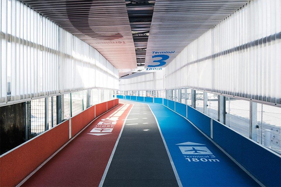 Фото: безупречный минимализм аэропорта вТокио. Изображение № 22.