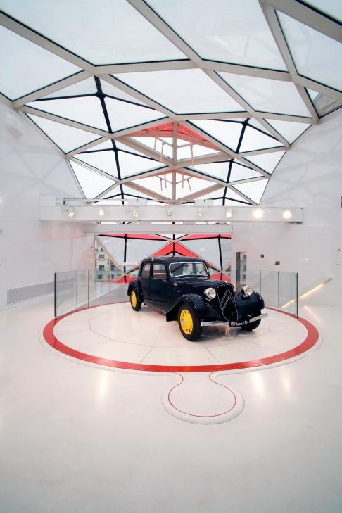 Citroën building. Изображение № 3.