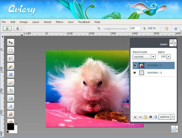15 Онлайн редакторов изображения. Изображение № 3.