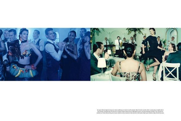 Новые съемки: Vogue, Nylon и другие. Изображение № 26.