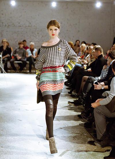 Модный показ на дизайн-заводе FLACON от магазина Ekepeople. Изображение № 7.