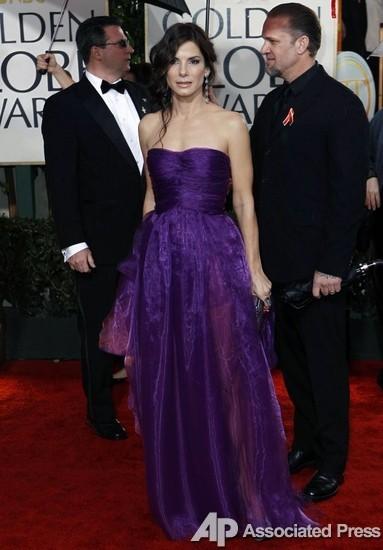 Лауреаты премии «Золотой Глобус»-2010. Изображение № 36.