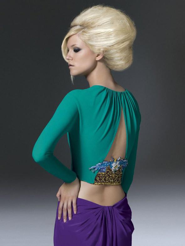 Лукбук: Atelier Versace FW 2011. Изображение № 4.