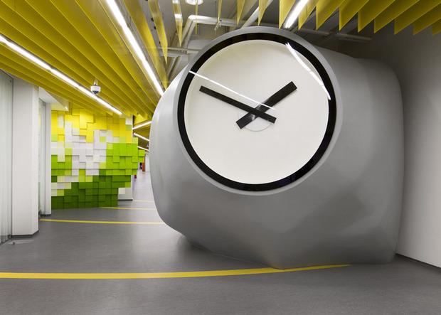 Появились фотографии нового офиса «Яндекса» в Санкт-Петербурге. Изображение № 13.