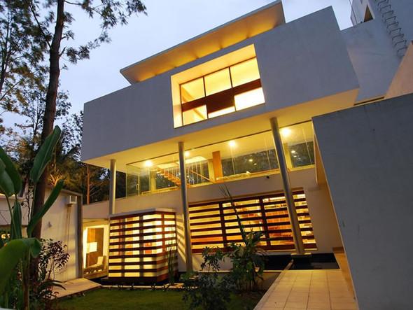 Красивые дома: Дом Павильоны в Бангалоре. Изображение № 13.