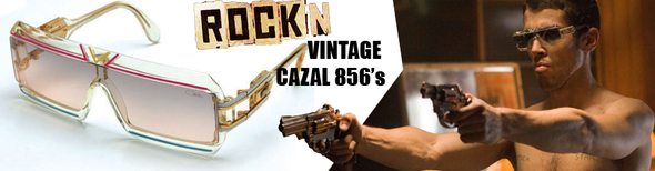 CAZAL 856 VINTAGE FOR REAL ROCKNROLLA!. Изображение № 1.