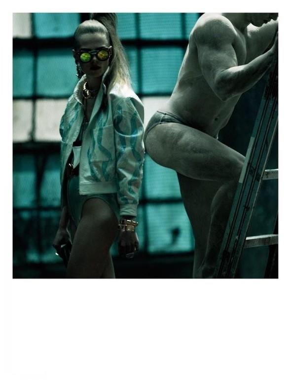 Съемки: Vogue, Numero, Tush и другие. Изображение №33.