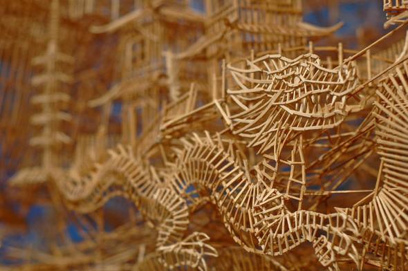 Изображение 7. 35 лет труда: уникальная работа Kinetic San Francisco.. Изображение № 7.