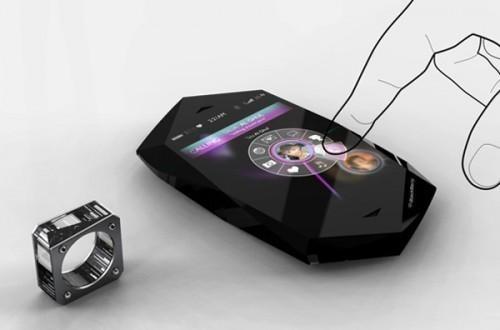 Изображение 1. Концепт телефона Blackberry Empathy.. Изображение № 1.