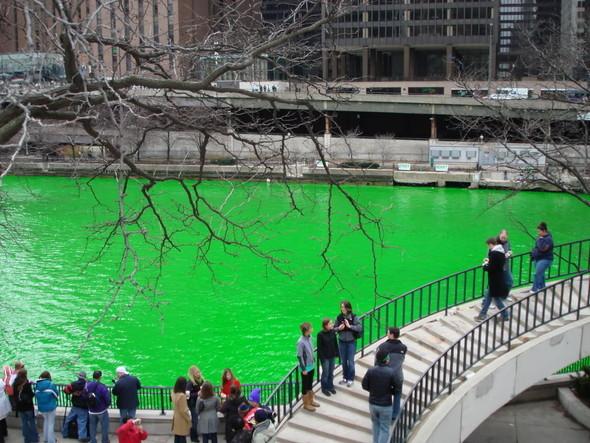 Изумрудные воды Чикаго. Изображение № 6.