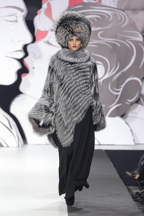 """Коллекция """"La Femme Magnifique"""" Модного Дома Игоря Гуляева. Изображение № 13."""