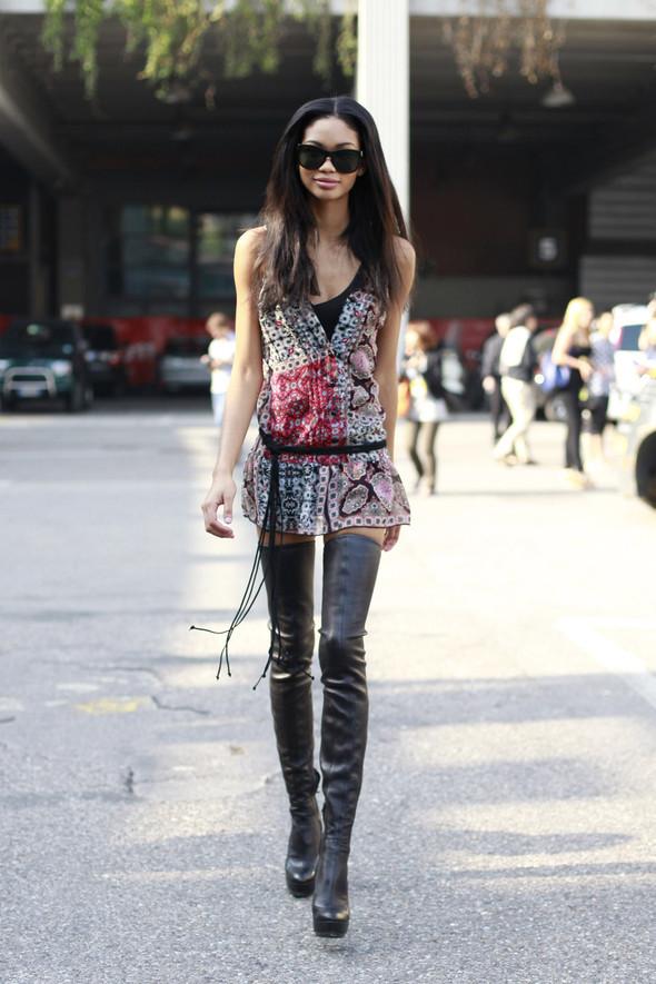 Models street style. Изображение № 52.