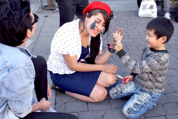 Изображение 65. На полруки: о татуировках в Мадриде.. Изображение № 109.