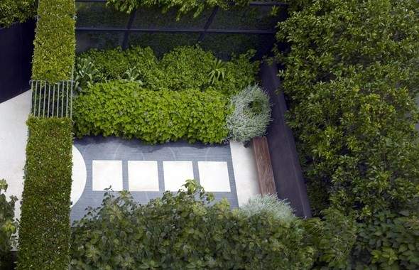 Зеленая резиденция SF от Lutsko Associates. Изображение № 3.