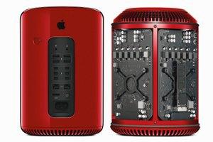 Одной строкой: красный Mac Pro, оттенки синего и красивые неизвестные здания. Изображение № 10.