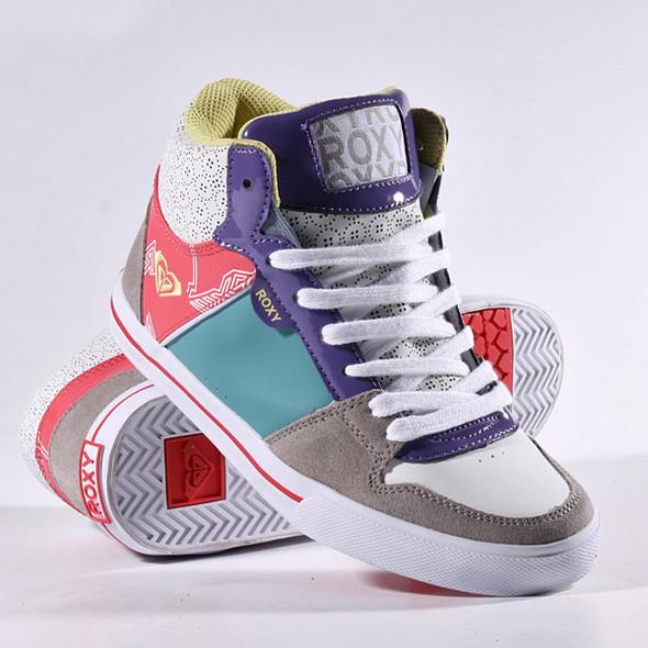 Коллекция женской обуви Roxy Осень-Зима 2010. Изображение № 2.