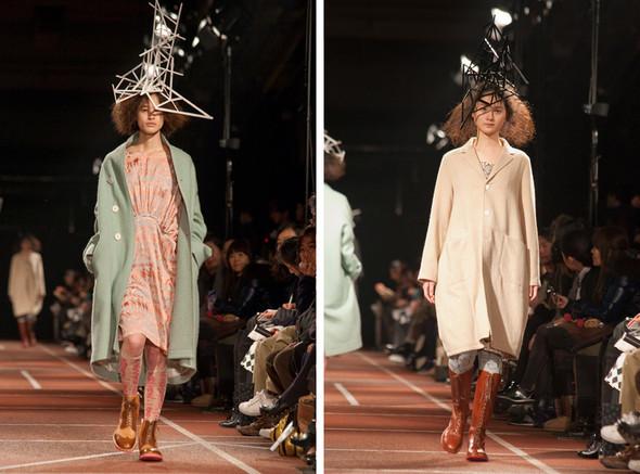 Japan Fashion Week AW 2010 - 2011. Изображение № 25.