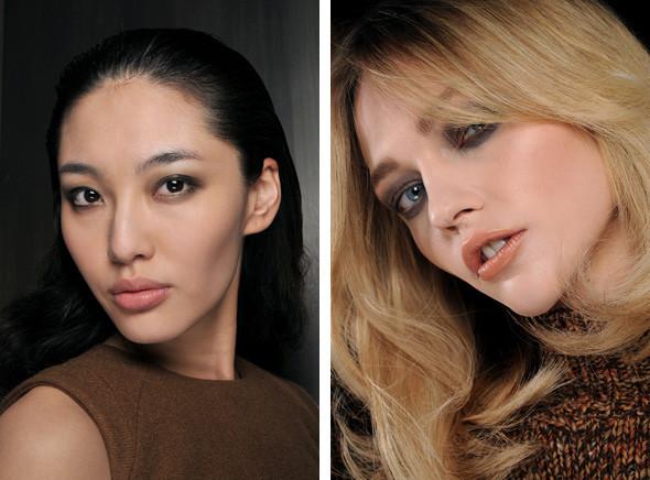 Перевести стрелки: тенденции макияжа FW 2010. Изображение № 16.