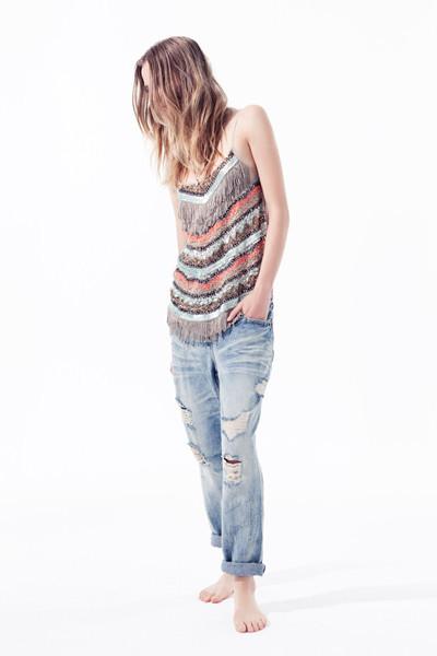 Лукбуки: H&M, Free People, Mango и Zara. Изображение № 67.