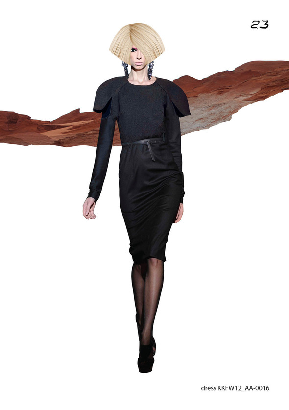 Kamenskayakononova, fall/winter 2012-13. Изображение № 22.
