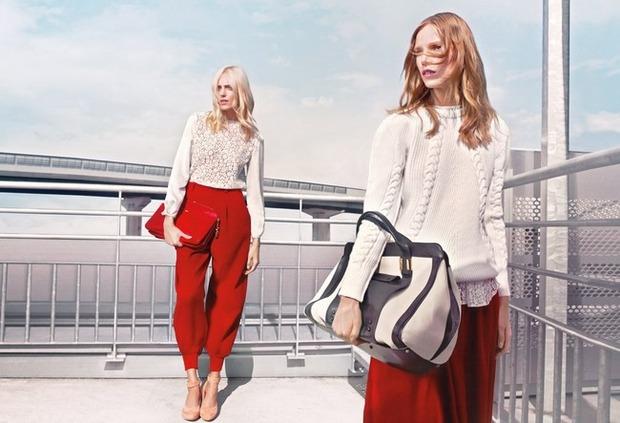 Chloe опубликовала первый кадр рекламной кампании Осень 2012. Изображение № 1.