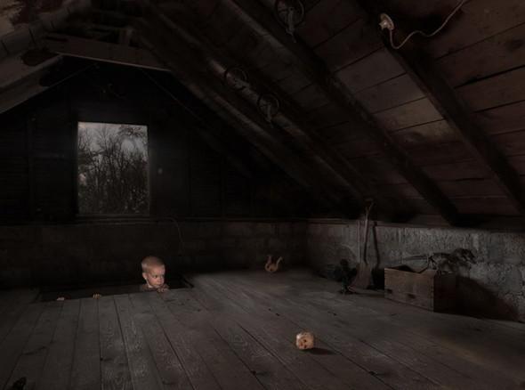 сюрреалистично-реальный мир Фотограф Julie Blackmon. Изображение №6.