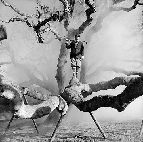 Изображение 34. Восемь фотографов сюрреалистов.. Изображение № 9.