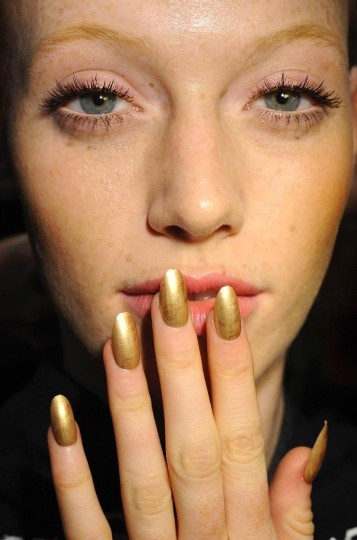 Fashion week: The nails for spring 2012. Изображение № 8.