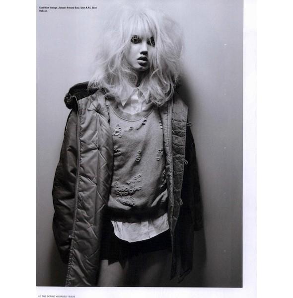 5 новых съемок: Harper's Bazaar, i-D, Numero и другие. Изображение № 9.