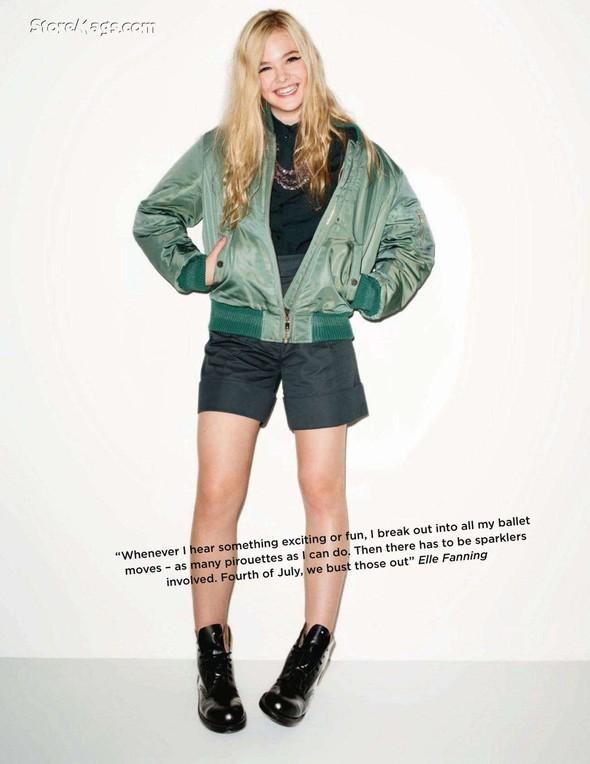 Съёмка: Терри Ричардсон для британского Vogue. Изображение № 4.