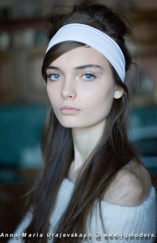 Анна-Мария Уражевская:вундеркинд модельного бизнеса. Изображение № 2.