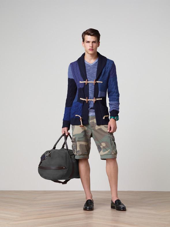 Лукбук: Tommy Hilfiger Sportswear SS'12 (мужская и женская коллекции). Изображение № 9.