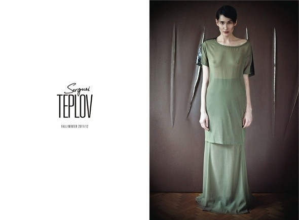 Изображение 12. Serguei Teplov FW 2011/12 look book.. Изображение № 12.