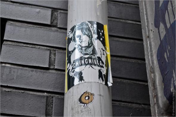 Стрит-арт и граффити Амстердама, Нидерланды. Изображение № 18.